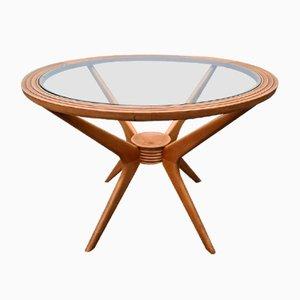Italian Spider Coffee Table from Carlo De Carli, 1950s
