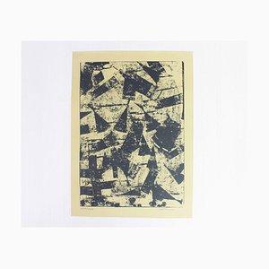 Lithographie, Alfred Furler, 1970er