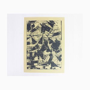 Lithographie, Alfred Furler, 1970s