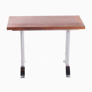 TV Furniture or Table with Rotating Top & Chrome Legs