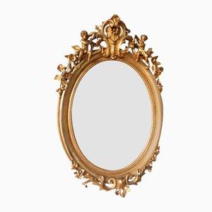 Louis XV Medallion Mirror