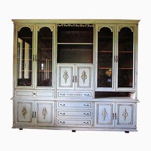 Bufet estilo Louis XVI en blanco