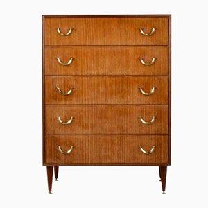 Oak & Brass Dresser from Meredew, 1960s