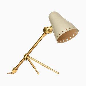 Tischlampe von Boris Lacroix für Disderot, Frankreich