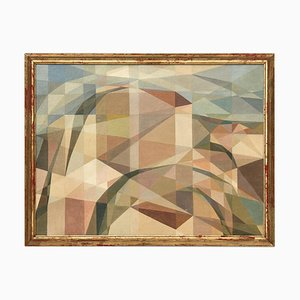 Peinture à l'Huile par Folke Skoghäll