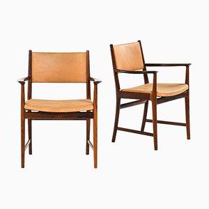 Armchair by Kai Lyngfeldt Larsen for Søren Willadsen Furniture Factory, Denmark