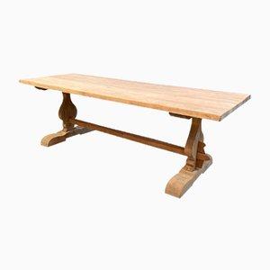 Table de Monastère en Chêne