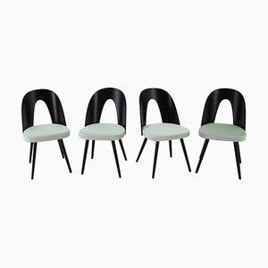 Dining Chairs by Antonin Suman, Czechoslovakia, 1960s, Set of 4