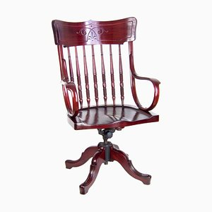 Nr. 352 Swivel Office Chair from Thonet, 1904
