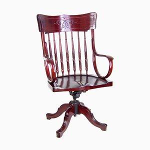 Nr. Chaise de Bureau Pivotante 352 de Thonet, 1904