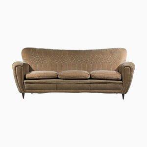 Italienisches Sofa im Stil von Gio Ponti