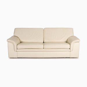Musterring Leather Sofa Bed