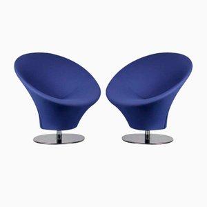 Stühle im Stil von Artifort, Niederlande, 2er Set