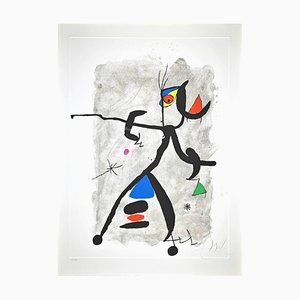 Miroir, Por Alberti, por L'Espana, Constellation III, Gravure, 1975