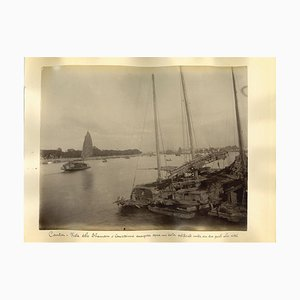 Stampa antica, Sconosciuto, intagliato, fine XIX secolo, set di 2