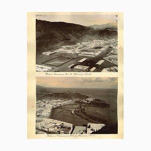 Unknown, Ancient Views of Aden, Vintage Fotografien, 1880er / 90er, 7er Set