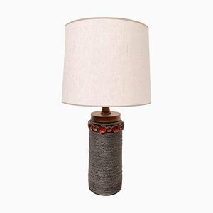 Ceramic Table Lamp by Perignem, Belgium