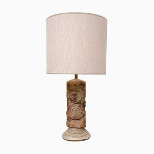 Ceramic Table Lamp, Belgium