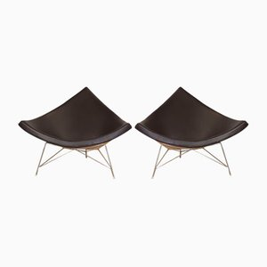 Coconut Chairs by George Nelson for Herman Miller Vitra, Set of 2