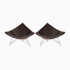Coconut Chairs von George Nelson für Herman Miller Vitra, 2er Set