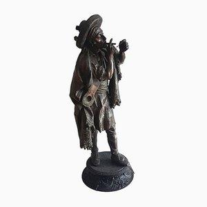 Bohemian Statue