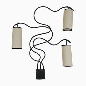 Französische Custom Wandlampe im Stil von Jean Royère
