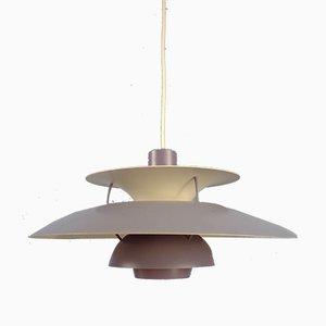 Ph5 Lampe von Poul Henningsen für Louis Poulsen, Dänemark