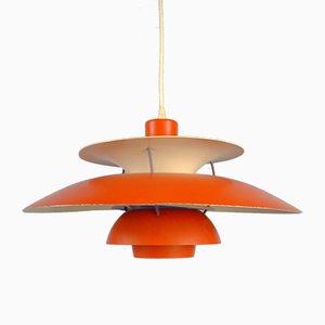 Lampe Ph5 par Poul Henningsen pour Louis Poulsen, Danemark