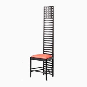 First Edition Hill House Chair von Charles Rennie Mackintosh für Cassina, 1980er