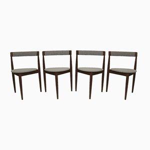 Stühle von Hans Olsen für Frem Rojle, Dänemark, 4er Set