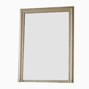Painted Overmantle Mirror