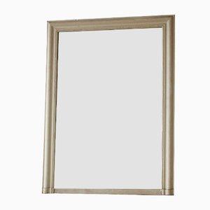 Specchio Overmantle verniciato