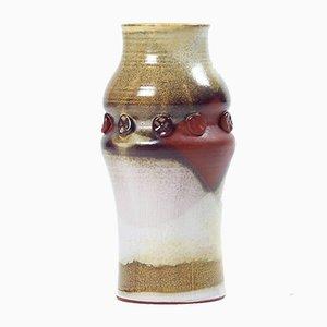 Mid-Century Keramik Vase, Tschechoslowakei, 1960er