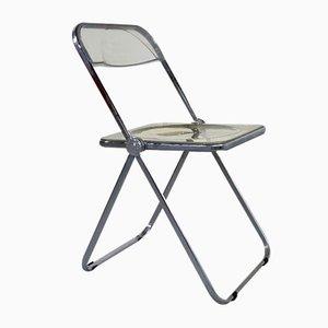 Plia Folding Chair by Giancarlo Piretti for Castelli / Anonima Castelli, 1960s