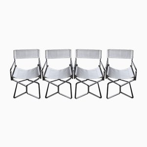 Folding Chairs from Lafuma, Set of 4