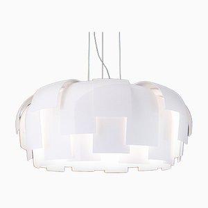 Prototype Aluminum Pendant Light by Fontana Arte