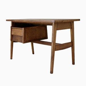 Schreibtisch von Alain Richard für ACMS, Frankreich, ca. 1950
