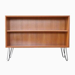 Vintage Teak Standing Shelves from WK Möbel, 1960s