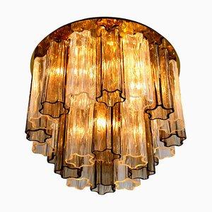 Deckenlampe aus Muranoglas von JT Kalmar, Österreich, 1960