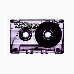 Tape Collection, Blank Tape Side A, Pop Art Color Photograph, 2021