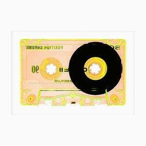 Tape Collection, Chrome Tutti Frutti, Pop Art Color Photograph, 2021