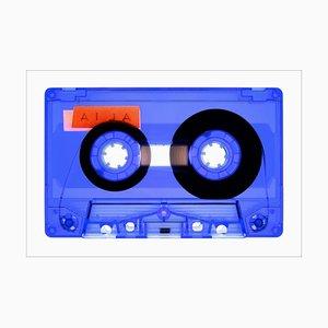 Tape Collection, Aila Blue, Pop Art Color Photograph, 2021