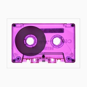 Ruban Collection, Side One Only Pink, Photographie Pop Art en Couleur, 2021
