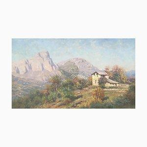 Adelin Charles Morel, De Tanguy Paysage Provençal, 1919