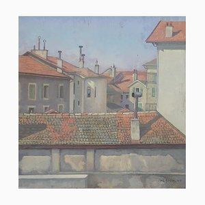 Frédéric Goerg, Vue sur les Toits, 1940