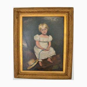 Inconnu, Jeune Fille, Sir Thomas Lawrence, Portrait Painting
