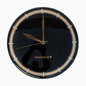 Vintage Schwarzkopf Wall Clock