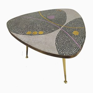 Vintage Mosaic Table by Berthold Müller