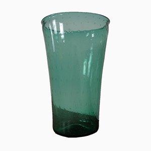Large Italian Murano Glass Vase, 1960s