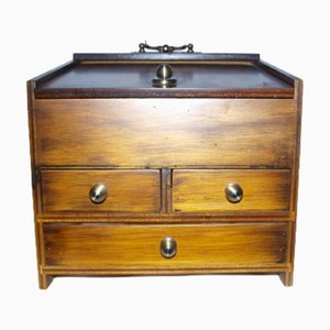 Jewelry Box in Walnut